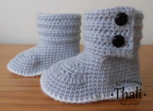 Les chaussons Boots