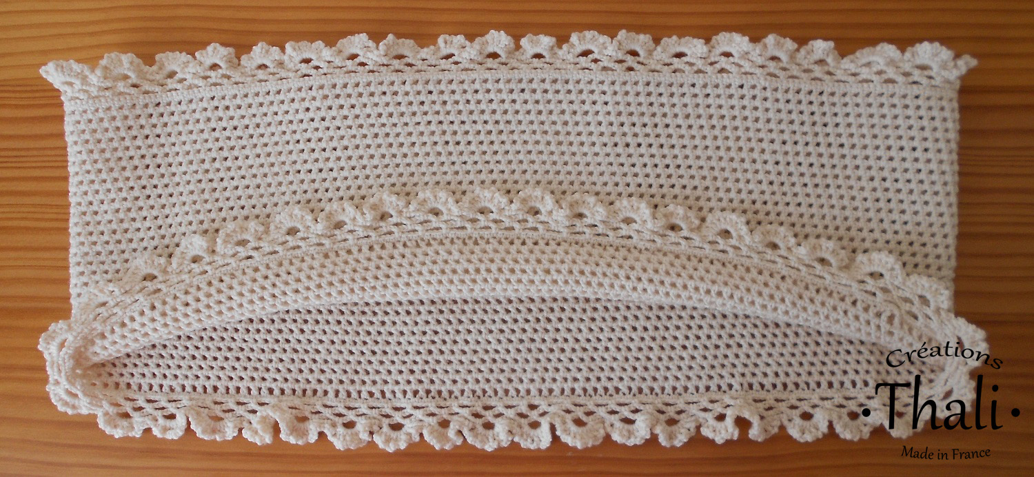 snood au crochet | thalicreations
