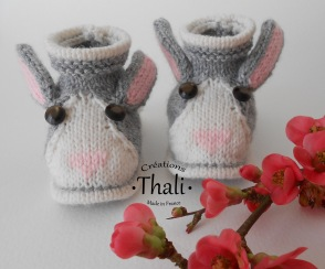 Les chaussons lapins