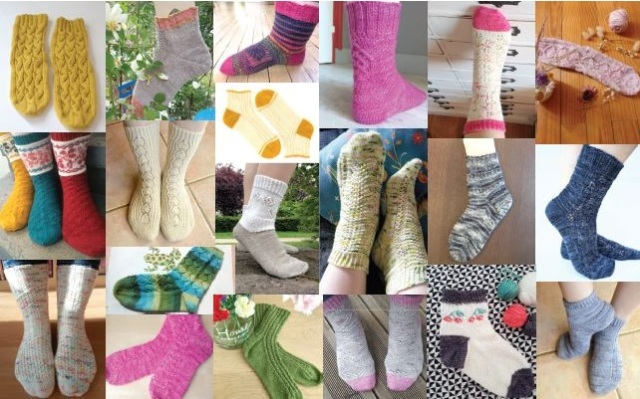 sock design party b