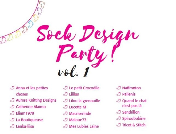 sock design party c