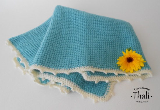 Crochet Tunisien Thalicreations